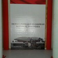 Photo taken at Kantor Perwakilan DPD RI Prov. DIY by Ridwan O. on 2/13/2013