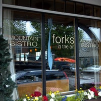 Photo taken at Forks in the Air Mountain Bistro by Mark S. on 7/2/2013