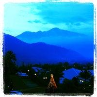Photo taken at Jambuluwuk Batu Resort by Jaime Z. on 12/16/2012