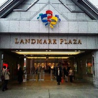 Photo taken at Landmark Plaza by jingsenn3104 on 10/28/2012