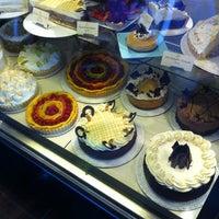 Photo taken at Pastiche Fine Desserts & Café by E jinn C. on 10/21/2012
