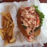 Photo taken at Kates Seafood by Kristine P. on 7/27/2013