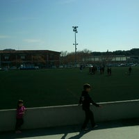 Photo taken at Pabellón Municipal de Deportes by Juan Jose on 3/2/2013