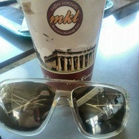 Photo taken at Mikel Coffee Company by Thalia B. on 4/10/2015