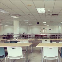 Photo taken at UTAR Sg Long Library by Liew A. on 8/7/2014