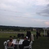Photo taken at Raspberry Falls Golf & Hunt Club by Bryant on 9/1/2013