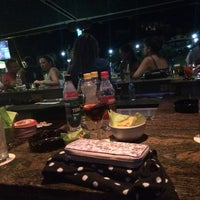 Photo taken at Avli Bar Sivota by Katerina T. on 7/31/2014