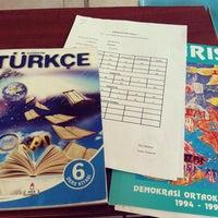 Photo taken at Demokrasi Ortaokulu by Özdenur🌸 on 10/30/2014