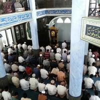 Photo taken at Masjid Nurul Maa'i PDAM by Irman F. on 8/2/2013