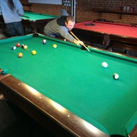 Photo taken at Zanzibar Billiards Bar & Grill by Nick D. on 5/19/2015