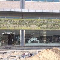 Photo taken at بالحصا للحجر الصناعي BelHasa Industrail Stones by Eman A. on 3/10/2014