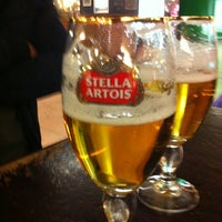 Photo taken at Stella Artois Café by Wim D. on 12/8/2012