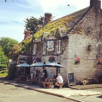 Photo taken at Bankes Arms by Chris B. on 6/7/2014
