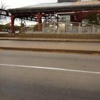 Photo taken at MetroLink - Union Station by Lea M. on 10/5/2012