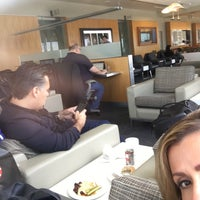Photo taken at Air France VIP Lounge by Marcela M. on 6/6/2016