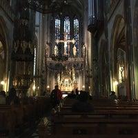 """Photo taken at Rooms-Katholieke Kerk """"De Krijtberg"""" by Hedieh M. on 11/12/2016"""