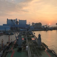 Photo taken at Kaohsiung Port # 105 by MEI-YIN C. on 10/23/2017