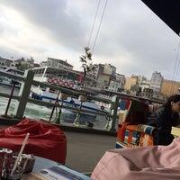 4/25/2014 tarihinde Nini T.ziyaretçi tarafından Haylaz Galata'de çekilen fotoğraf