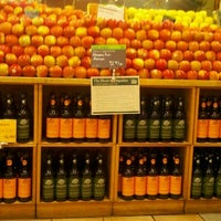 Photo taken at Whole Foods Market by Bill G. on 10/24/2012