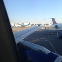 Photo taken at Delta - Flight DL 1771 by Martin L. on 2/14/2013