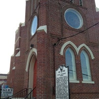 Photo taken at Wesley Methodist Church by Martin L. on 6/3/2013