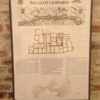 Foto scattata a Casa Leopardi da Alessandro B. il 8/7/2014