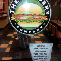Photo taken at The Burgery Company by ollie s. on 2/17/2014
