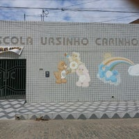 Photo taken at Escola Ursinho Carinhoso by Vâmylla S. on 3/10/2014