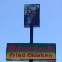 Photo taken at Mountain Fried Chicken by Nicholas B. on 4/16/2014