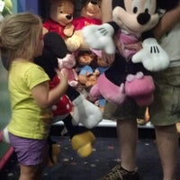 Photo taken at Disney store by MicheleBean on 10/7/2012