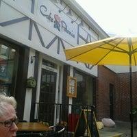 Photo taken at Café Polonia by Zume Z. on 10/15/2012