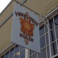 Photo taken at Hang Ten Boiler by Eric C. on 9/14/2013