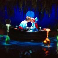 Photo taken at The Little Mermaid ~ Ariel's Undersea Adventure by Eric C. on 1/27/2013
