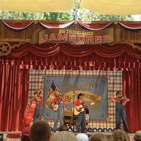 Photo taken at Big Thunder Ranch Jamboree by Eric C. on 7/4/2013