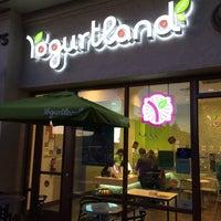 Photo taken at Yogurtland by Eric C. on 3/18/2014