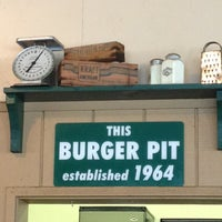 Photo taken at Burger Pit by Eric C. on 3/30/2013