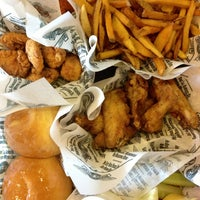 Photo taken at Wingstop by Eric C. on 4/19/2013
