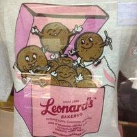 Photo taken at Leonard's Bakery by Eric C. on 5/26/2013
