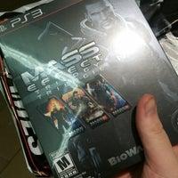 Photo taken at EB Games by Derek R. on 12/4/2012