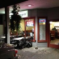 Photo taken at Samurai Sushi by Colin H. on 10/19/2012