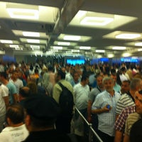 Photo taken at International Terminal Arrival by Bugra B. on 5/22/2013
