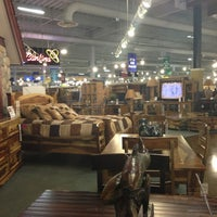 Photo Taken At American Furniture Warehouse By Scott D. On 3/2/2013 ...