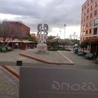 Photo taken at Universidad El Bosque by Milena C. on 5/30/2013