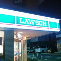 Photo taken at ローソン 足立佐野一丁目店 by huwaton on 7/8/2018