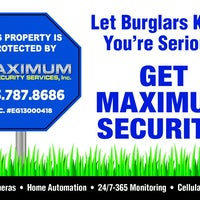 Photo taken at Maximum Security Services, Inc. by Matthew E. on 3/28/2014