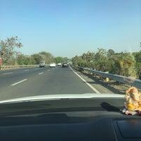 Photo taken at Mumbai Pune Expressway by Hardik P. on 4/13/2016