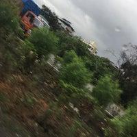 Photo taken at Mumbai Pune Expressway by Hardik P. on 6/24/2016