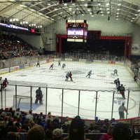 Photo taken at The Oncenter War Memorial Arena by John T. on 5/18/2013