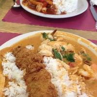 Photo taken at Sticky Rice Thai by Sara L. on 4/23/2014