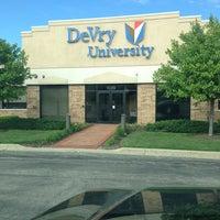 Photo taken at DeVry University, Keller Graduate School of Management by Siobhan W. on 6/8/2013